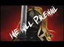 KOBRA AND THE LOTUS - Prevail (Official Lyric Video) | Napalm Records