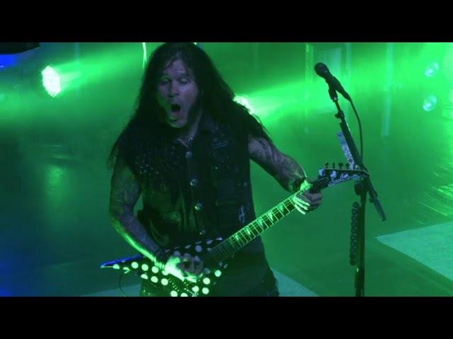 Machine Head - Locust Live at The Regency Ballroom, SF 2015 (Catharsis Bonus DVD)
