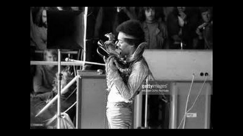 The Jimi Hendrix Experience Live Stockholm Sweden 1969 First Show