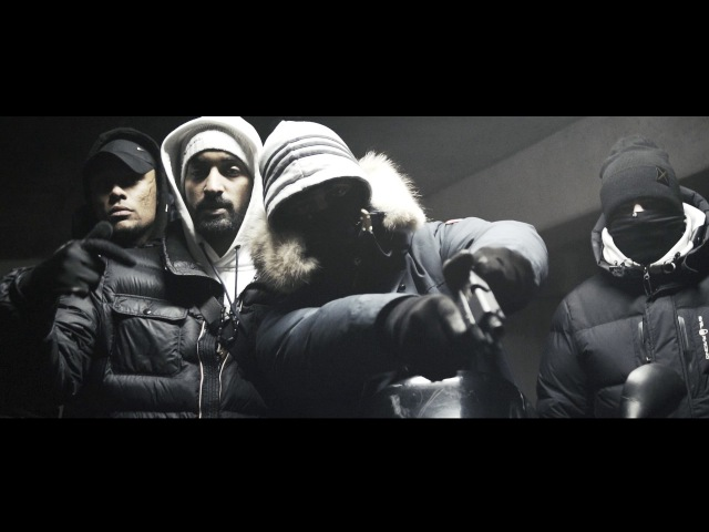 Alex Ceesay feat. Salle N - Stänger ner dom (Officiell Video)