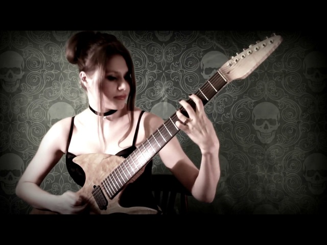 Semantic SC - Serving (guitar cover by Zarina Rybakova)