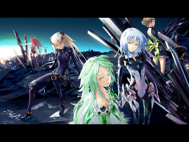 BEATLESS Opening Full『GARNiDELiA - Error』