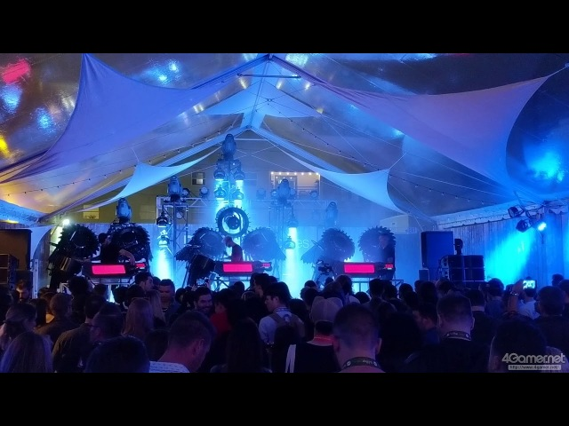 The Glitch Mob @ The Experience by Dell Technologies SXSW 2018