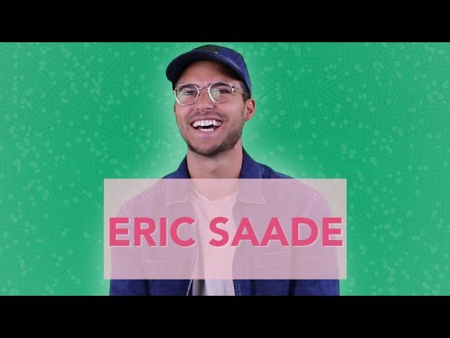 Eric Saade || Minuten med P3 Star