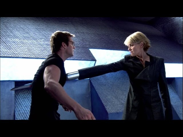 Stargate SG1 - Last Stand [Death of RepliCarter HD]