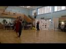 Чемпионат России по арг танго, МФАТ. Салон advanced, финал, ч.3