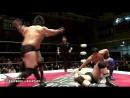 Daisuke Sekimoto, Kohei Sato, Yuya Aoki vs. Hideki Suzuki, Takuya Nomura, Yoshihisa Uto (BJW - 21.11.2017)