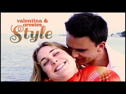 Valentina orestes | style