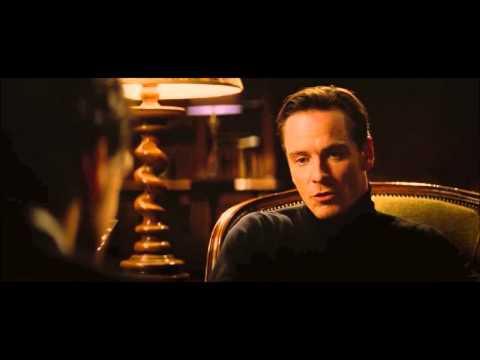 X-Men: First Class Charles Xavier and Erik Lehnsherr