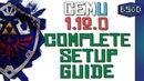 Cemu 1.12.0 | Complete Setup Guide | Wii U Emulation