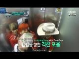 ВИДЕО клип  группа BIGBANG on MCD F нашли звезду в лифте  вместе с  GOT7 ВamBam