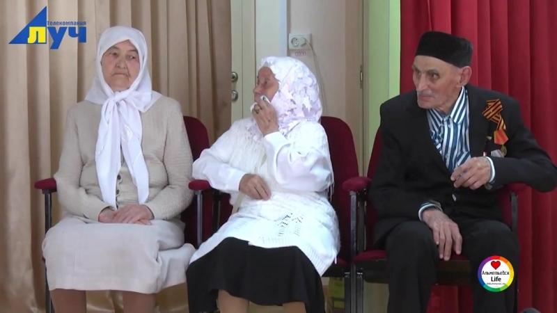 НГДУ «Джалильнефть» устроила встречу юных джалильцев с ветеранами