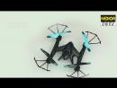 X8SW Квадрокоптер Радиоуправляемый Дрон Quadcopter