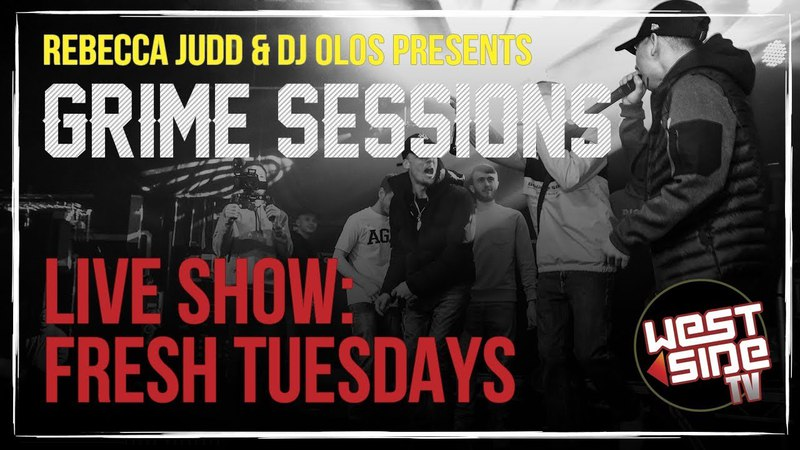 Grime Sessions Live At Fresh Tuesday's with Payback James Pyke Kadey Kirby T B2B DJ Olos