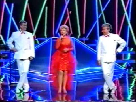 Eurovision 1989 Denmark - Birthe Kjær - Vi maler byen rød