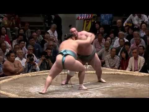 Sumo -Natsu Basho 2018 Day 3, May 15th -大相撲夏場所2018年 3日目