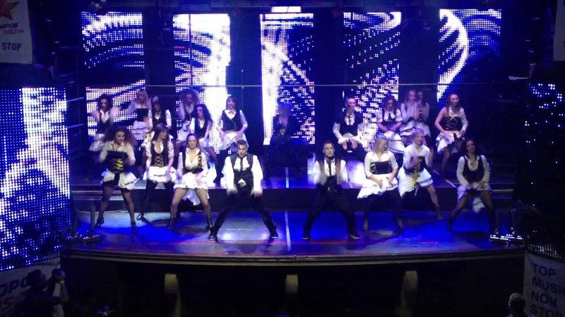 шоу лаборатории танцев PASHA-2309 1 часть