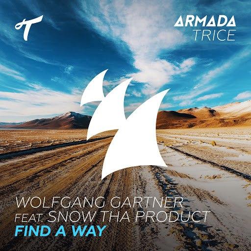 Wolfgang Gartner альбом Find A Way