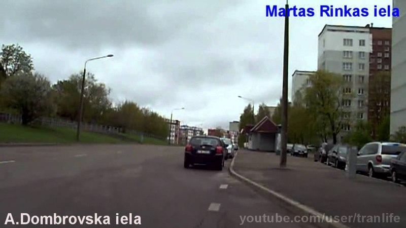 Rīgas autobusa maršruts Nr. 2 Abrenes iela - Vecmīlgrāvis