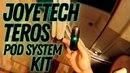 Быстрейший обзор егошки Joyetech TEROS pod system kit
