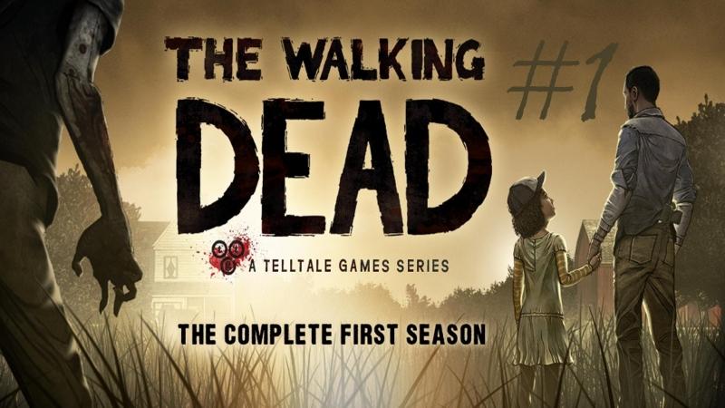 🔴 The Walking Dead/ Мертвецы ожили...