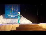 Кудельникова Алёна-Импровизация на тему концерта для скрипки с оркестром О. Ридинга
