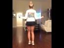 Jessica Weaver шикарная сочная фитнес модель и ее большие упругие сиськи и большая жопа, секс фитоняшка спортсменка не порно