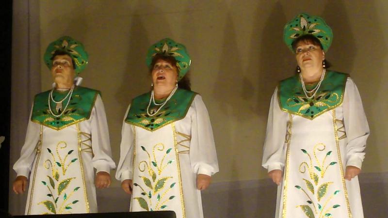 Александра Годяева, Вера Кузнецова, Мария Канаева