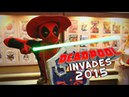 Deadpool Invades 2015 - Pyrkon / Comics Wars