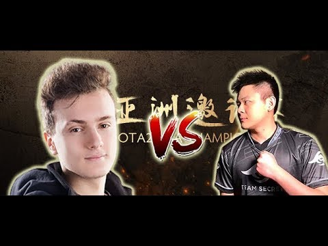 Secret Midone vs Liquid Miracle DAC 2018 - 1x1 Event