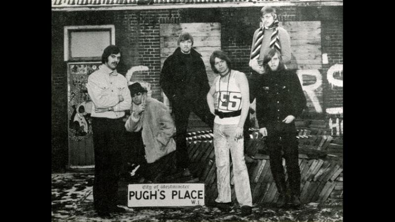 Прощальный концерт Pugh's Place op Pow-Wow 3 (10 oktober 1971)