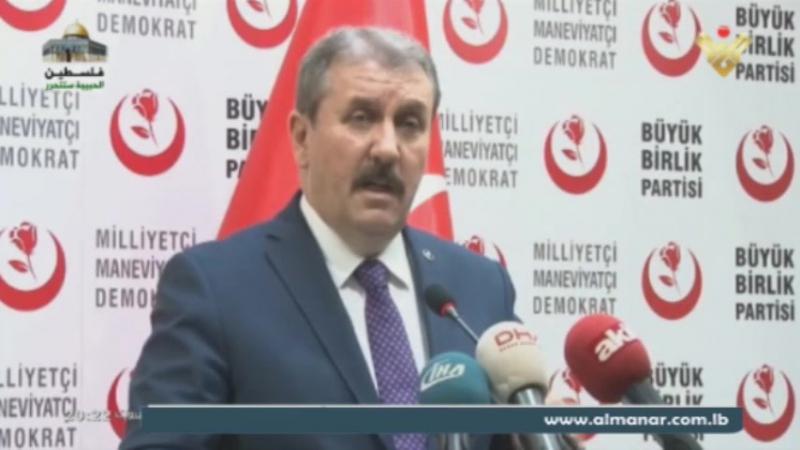 تركيا تواصل حشوداتها على الحدود مع سوريا