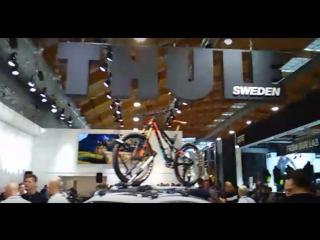 Eurobike 2017 live: Thule угощает..