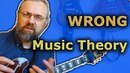 3 Music Theory Mistakes You Want To Avoid (Jazz Rant)