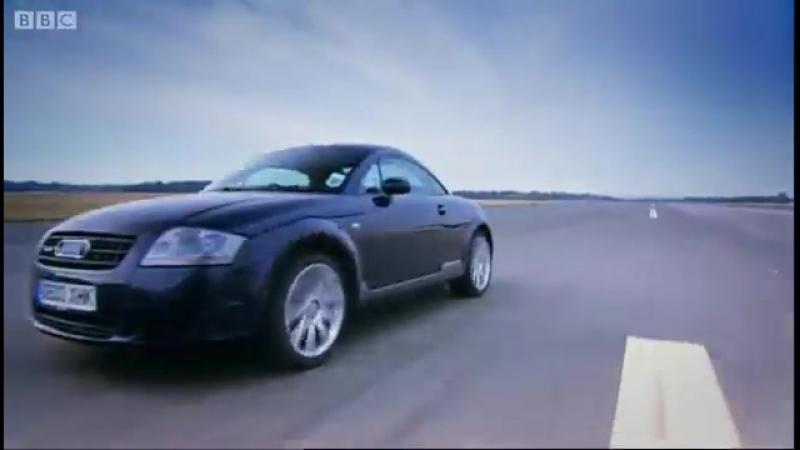 Audi TT car review - Top Gear - BBC