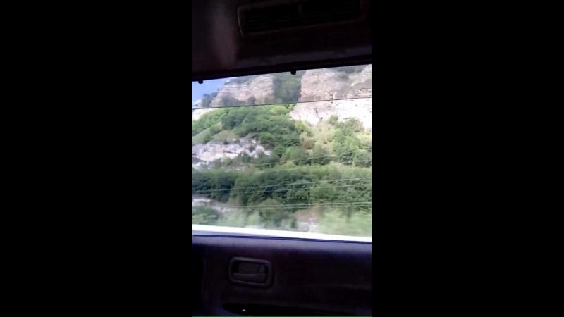 еду на водопад