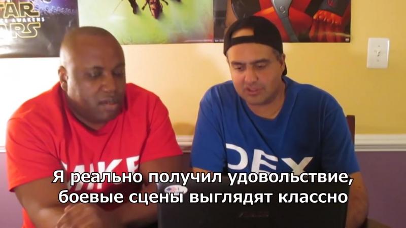 'Легенда о Коловрате' Реакция иностранцев на трейлер российского фильма