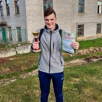 Анкета Денис Подвинский