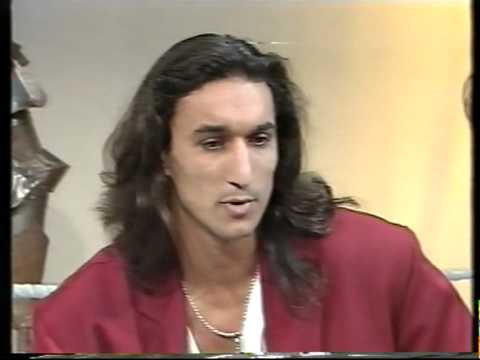 Wing Tsun Fighter, Wing Chun ! Dai Sifu Emin Boztepe, German TV 1990/91 very rar