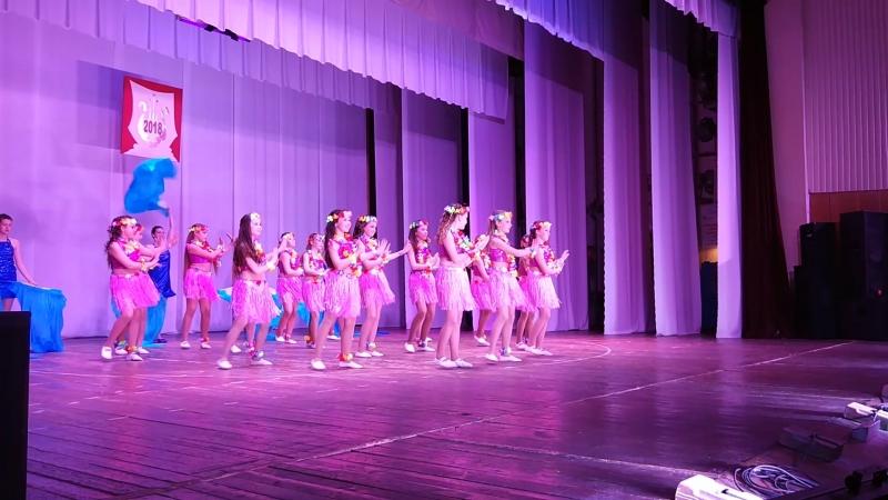 Танец Моанна