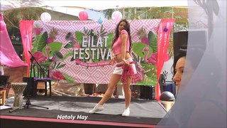 Belly Dance Nataly Hay - Da 3eno Menni, Amina dança do ventre baile רקדנית בטן נטלי חי ריקודי בטן