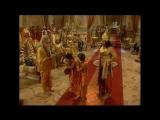 Лав и Куш поют Рамаяну в Айодхье