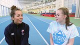 Interview with University of Aberdeen &amp Commonwealth Athlete Kelsey Stewart