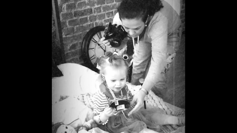 Дочки-матери бекстейдж