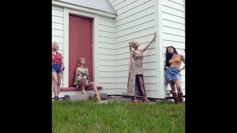 자꾸보게되는 뭔가 이상한 뮤직비디오 - 마마무편
