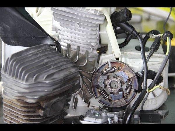 Замена поршневой группы на бензопиле STIHL MS250 / Ремонт бензопилы /Repair Chainsaw