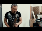 Любовь настала Роза Рымбаева кавер саксофон