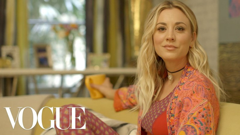 Kaley Cuoco's Mystery Ex-Boyfriend Was a Bad Tipper | Sad Hot Girls | Vogue