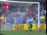 Gol do Petkovic de falta nara