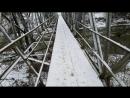 Иду по мосту через Протву в Юрятино